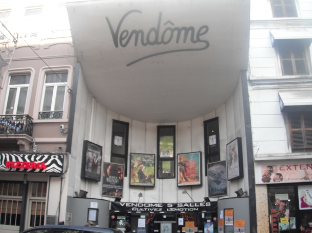 Vendome cinema