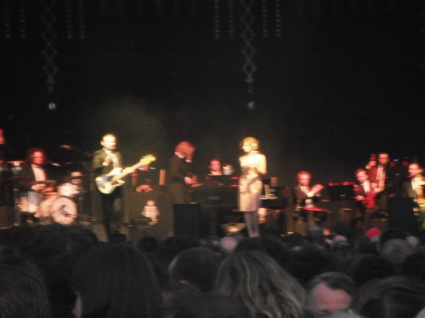 Hooverphonic at Place Royal