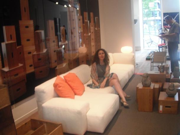 Karl Lagerfeld's exhibition