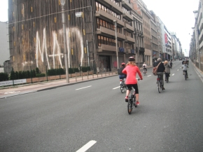 Brussels by bike