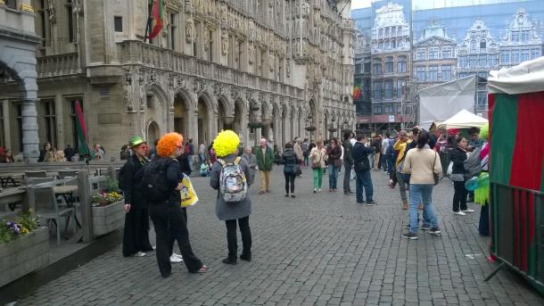 Brussels Jazz Mafrathon