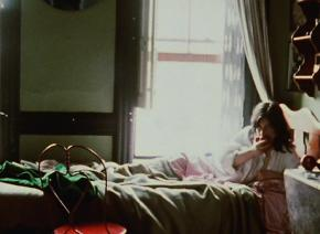 The girl in the room is gone. Three shorts by ChantalAkerman.